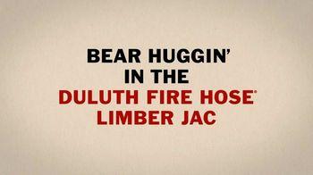 Duluth Trading Company Fire Hose Limber Jac TV Spot, 'Get Limberjac'd' - Thumbnail 4