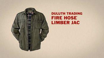 Duluth Trading Company Fire Hose Limber Jac TV Spot, 'Get Limberjac'd' - Thumbnail 7