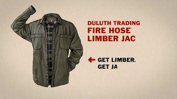 Duluth Trading Company Fire Hose Limber Jac TV Spot, 'Get Limberjac'd' - Thumbnail 8