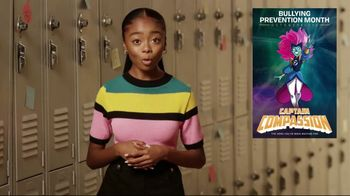 Committee for Children TV Spot, 'Imagine a World Without Bullying' Featuring Skai Jackson - Thumbnail 10