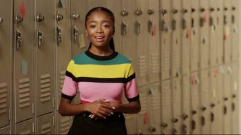 Committee for Children TV Spot, 'Imagine a World Without Bullying' Featuring Skai Jackson - Thumbnail 6