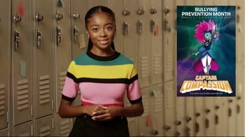 Committee for Children TV Spot, 'Imagine a World Without Bullying' Featuring Skai Jackson - Thumbnail 8