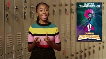 Committee for Children TV Spot, 'Imagine a World Without Bullying' Featuring Skai Jackson - Thumbnail 9