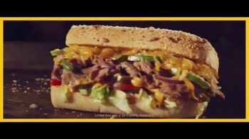 Subway Chipotle Cheesesteak TV Spot, 'Raising the Steaks' - Thumbnail 6