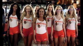 Hooters TV Spot, 'Buddies Football: Uber Eats' - 19 commercial airings