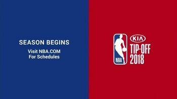 NBA Basketball TV Spot, 'Hoping For' - Thumbnail 10