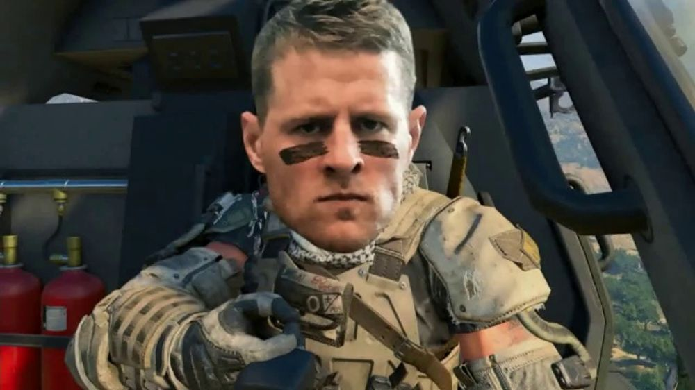 Call of Duty: Black Ops IIII TV Commercial, 'Watt Is Going On?' Featuring J. J. Watt, T. J. Watt, De