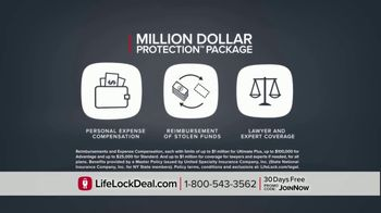 LifeLock With Norton TV Spot, 'On the Hook: Join Now' - Thumbnail 5