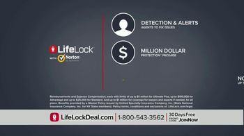 LifeLock With Norton TV Spot, 'On the Hook: Join Now' - Thumbnail 7