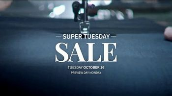 JoS. A. Bank Super Tuesday Sale TV Spot, 'Suits and Dress Shirts'