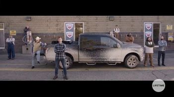Truck Hero TV Spot, 'At the Car Wash: Powerfully Protective Truck Bed Covers' - Thumbnail 1