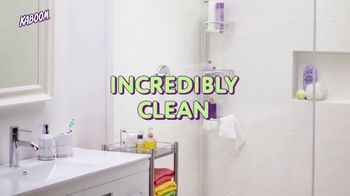 Kaboom Shower Tub & Tile TV Spot, 'An Oddly Satisfying Experience' - 822 commercial airings