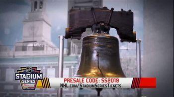 NHL TV Spot, '2019 Stadium Series Presale' - 254 commercial airings