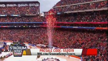 NHL TV Spot, '2019 Stadium Series Presale' - Thumbnail 4