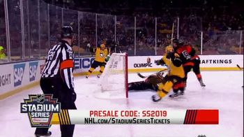 NHL TV Spot, '2019 Stadium Series Presale' - Thumbnail 5