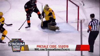 NHL TV Spot, '2019 Stadium Series Presale' - Thumbnail 6