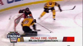 NHL TV Spot, '2019 Stadium Series Presale' - Thumbnail 7