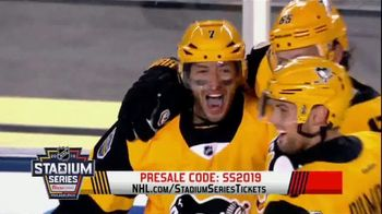 NHL TV Spot, '2019 Stadium Series Presale' - Thumbnail 8