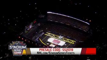 NHL TV Spot, '2019 Stadium Series Presale' - Thumbnail 9