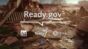 Ready.gov TV Spot, 'Disaster Tips' - Thumbnail 9