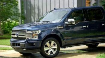 2018 Ford F-150 TV Spot, 'Pickup Trucks and Texas' Featuring J.J. Watt [T2] - Thumbnail 4