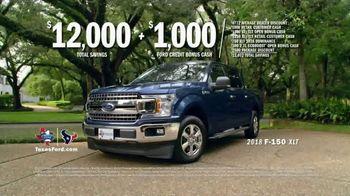 2018 Ford F-150 TV Spot, 'Pickup Trucks and Texas' Featuring J.J. Watt [T2] - Thumbnail 9