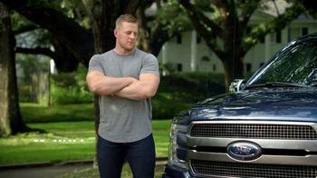 2018 Ford F-150 TV Spot, 'Pickup Trucks and Texas' Featuring J.J. Watt [T2]