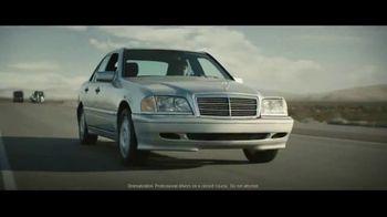 2019 Mercedes-Benz C-Class TV Spot, 'Non-Stop Engineering' [T1] - Thumbnail 1