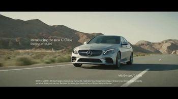 2019 Mercedes-Benz C-Class TV Spot, 'Non-Stop Engineering' [T1] - Thumbnail 10