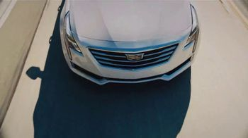 2018 Cadillac CT6 TV Spot, 'Believe the Hype' Song by Barns Courtney [T2] - Thumbnail 2