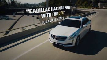 2018 Cadillac CT6 TV Spot, 'Believe the Hype' Song by Barns Courtney [T2] - Thumbnail 5