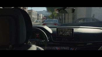 Audi Q5 TV Spot, 'Progress Is Confidence in Chaos' [T1] - Thumbnail 5