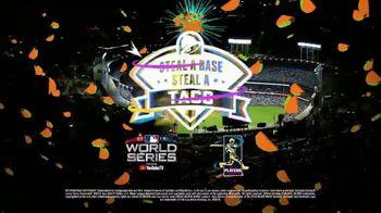 Taco Bell Steal a Base, Steal a Taco TV Spot, '2018 World Series' - Thumbnail 10