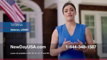 NewDay USA $0 Down VA Home Loan TV Spot, 'What It Means to Serve' - Thumbnail 1