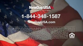NewDay USA $0 Down VA Home Loan TV Spot, 'What It Means to Serve' - Thumbnail 10