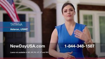 NewDay USA $0 Down VA Home Loan TV Spot, 'What It Means to Serve' - Thumbnail 2