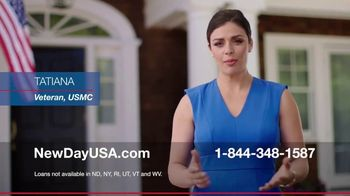NewDay USA $0 Down VA Home Loan TV Spot, 'What It Means to Serve' - Thumbnail 3
