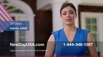 NewDay USA $0 Down VA Home Loan TV Spot, 'What It Means to Serve' - Thumbnail 4