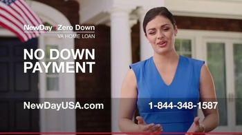 NewDay USA $0 Down VA Home Loan TV Spot, 'What It Means to Serve' - Thumbnail 6