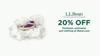 L.L. Bean TV Spot, 'Footwear, Outerwear and Clothing' - Thumbnail 1