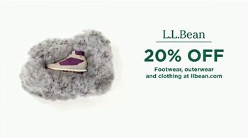 L.L. Bean TV Spot, 'Footwear, Outerwear and Clothing' - Thumbnail 2