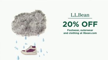 L.L. Bean TV Spot, 'Footwear, Outerwear and Clothing' - Thumbnail 4