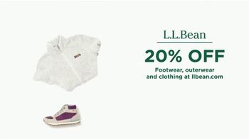 L.L. Bean TV Spot, 'Footwear, Outerwear and Clothing' - Thumbnail 5