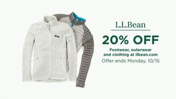 L.L. Bean TV Spot, 'Footwear, Outerwear and Clothing' - Thumbnail 6