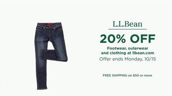L.L. Bean TV Spot, 'Footwear, Outerwear and Clothing' - Thumbnail 9