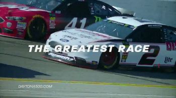Daytona International Speedway TV Spot, \'2019 Daytona 500: The Greatest Race Awaits!\'