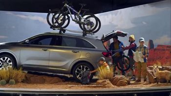 2019 Kia Sorento TV Spot, 'SUVs for All: Bringing It to You' [T2]