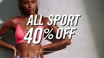Victoria's Secret Biggest Fall Sale Ever TV Spot, 'All Sport' - Thumbnail 4