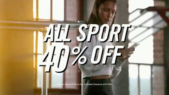 Victoria's Secret Biggest Fall Sale Ever TV Spot, 'All Sport' - Thumbnail 5