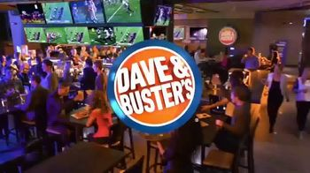Dave and Buster's TV Spot, 'Your Football HQ' - Thumbnail 1